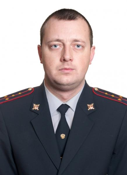 УУП Буцукин Игорь Анатольевич
