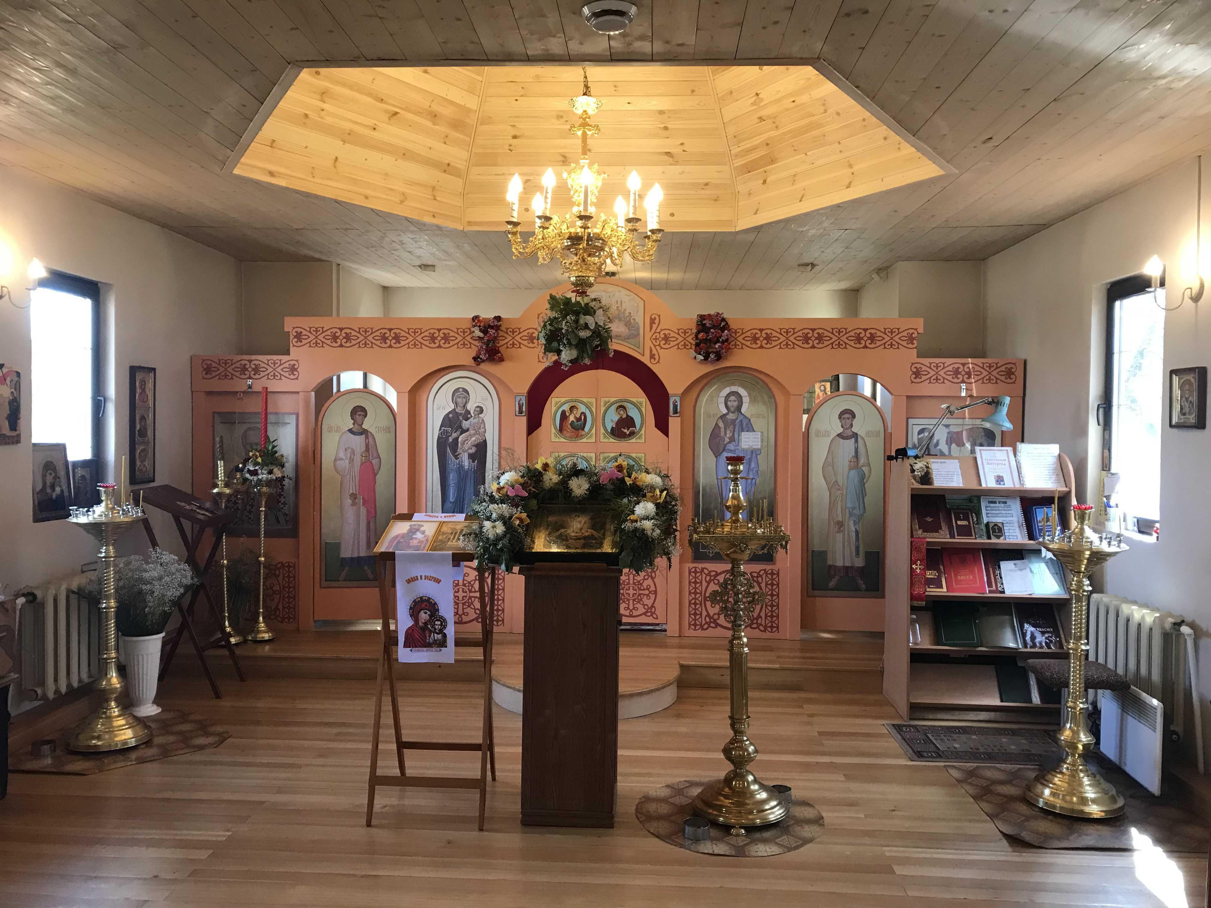 Благовещенский храм 30 апреля 2018