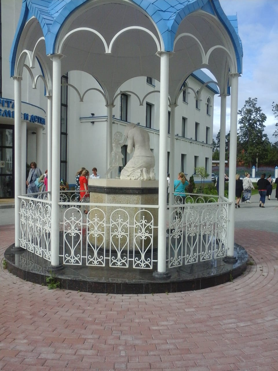 Памятник неродившимся детям-2