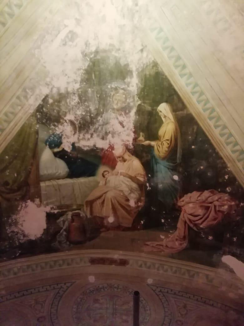 Роспись Богоявленского собора-2