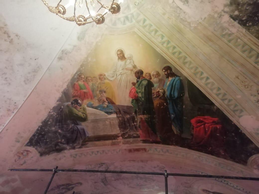 Роспись Богоявленского собора-3