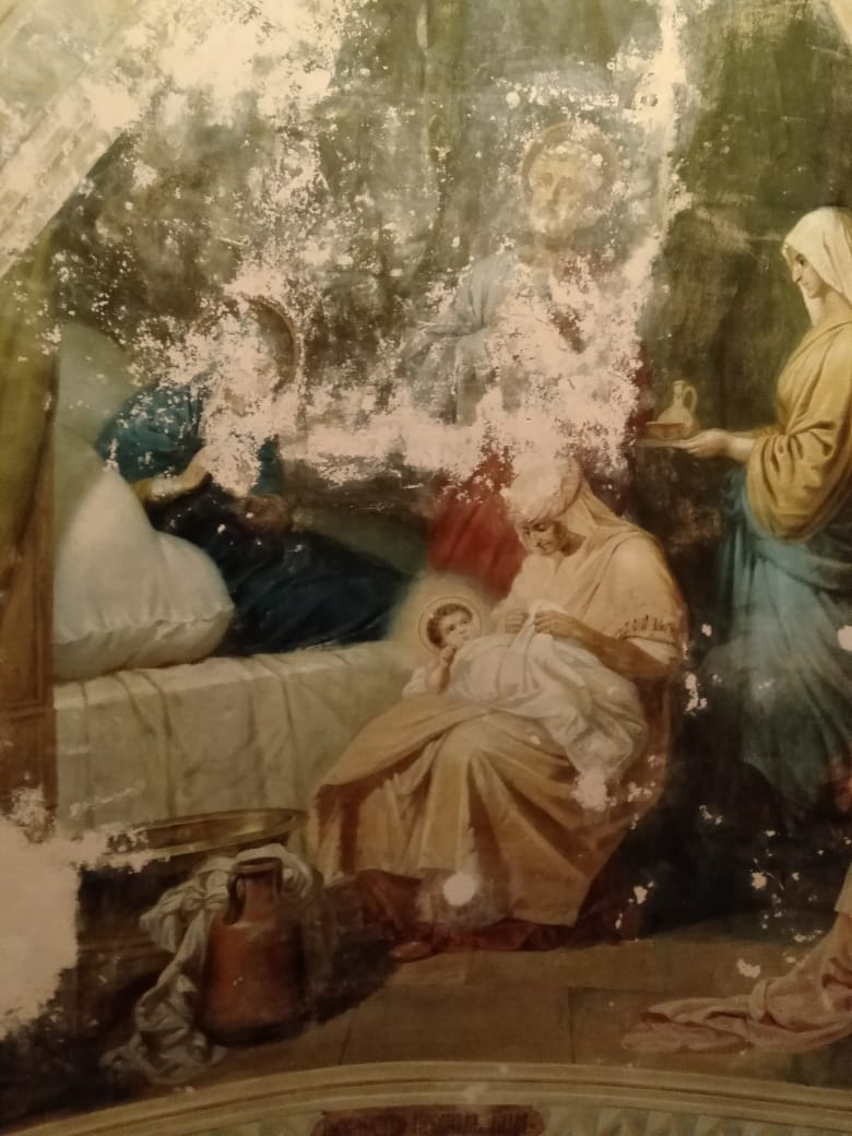 Роспись Богоявленского собора-4