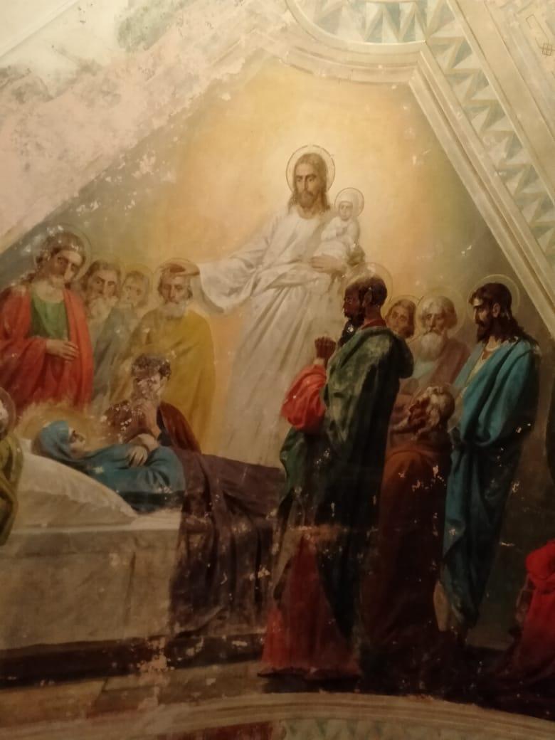 Роспись Богоявленского собора-5