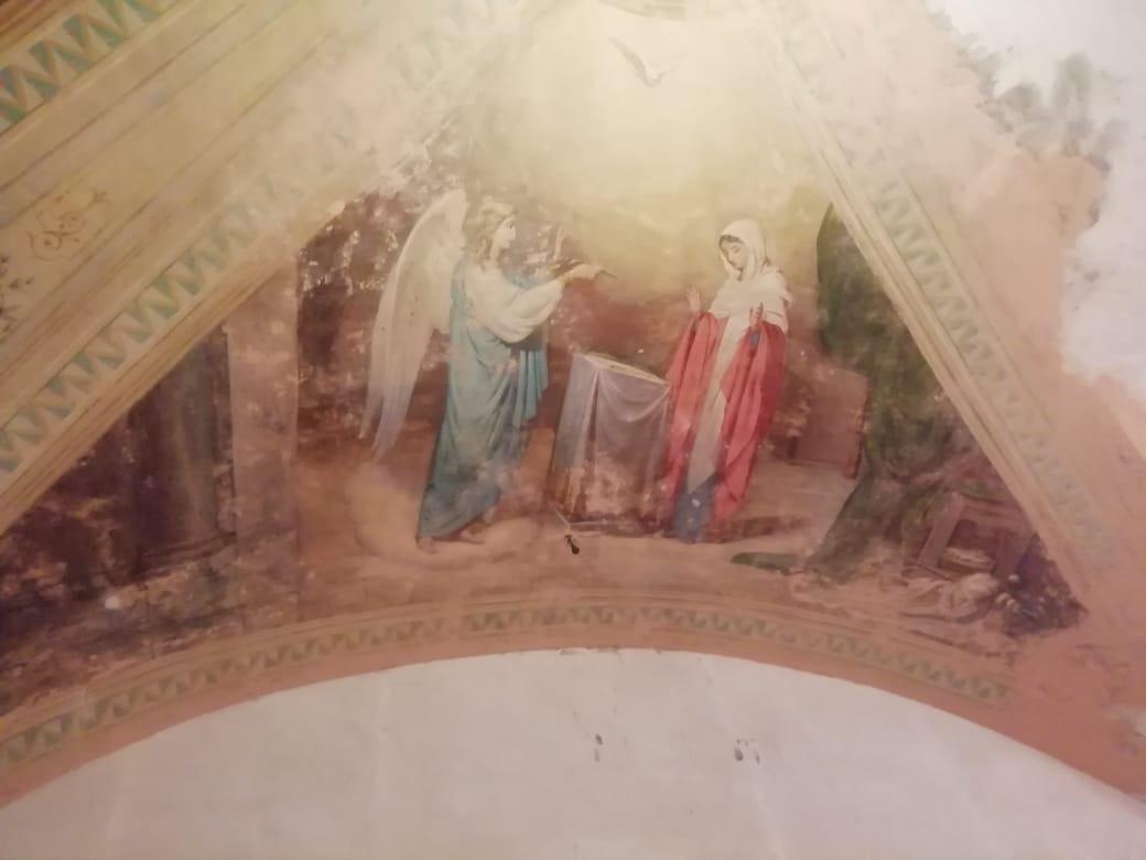 Роспись Богоявленского собора